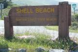 [Do you know they way to Shell Beach?]