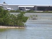 [Planes at the Key West airport]