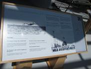 [Spruce Goose information sign]